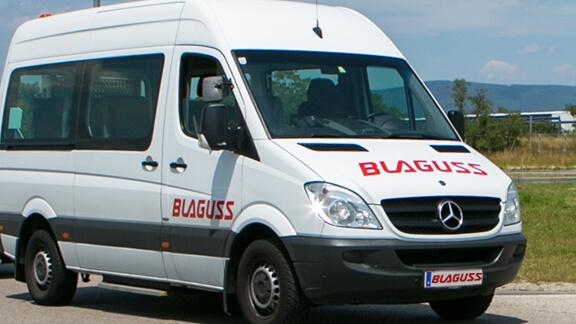 Blaguss Minibus Merces Sprinter