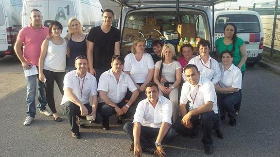 Blaguss Minibus Hilfsaktion1